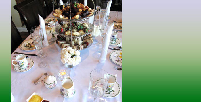 Tea Parties and Other Events